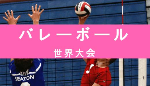 バレーボール世界選手権2018 女子結果
