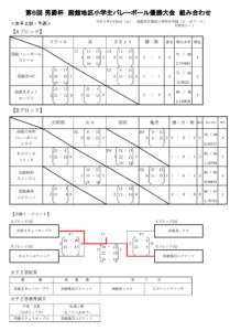 2020 小学函館新人2